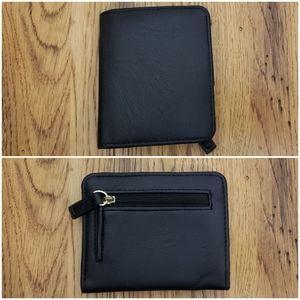 Card Holder Wallet [Black]